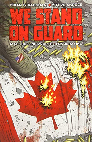 We Stand on Guard from Image Comics