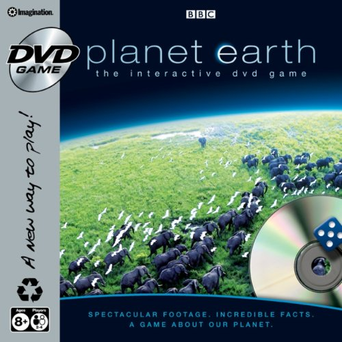 Planet Earth DVD Game from Imagination Games
