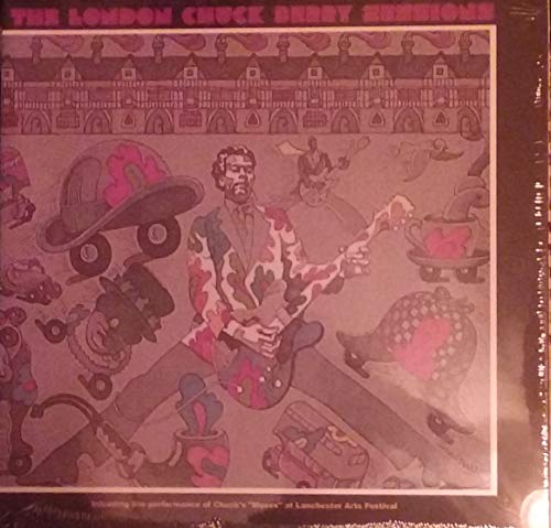 London Chuck Berry Sessions [VINYL] from Import