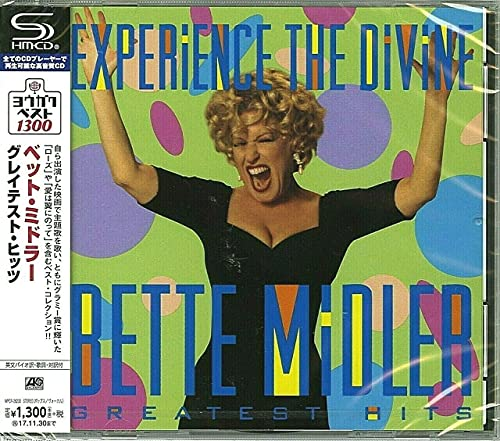 Experience The Divine Bette Midler from Warner