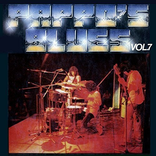 Pappo's Blues Vol 7 from Imports