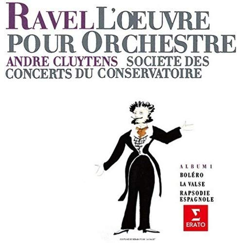 Ravel: Orchestral Works Vol 1 from Warner