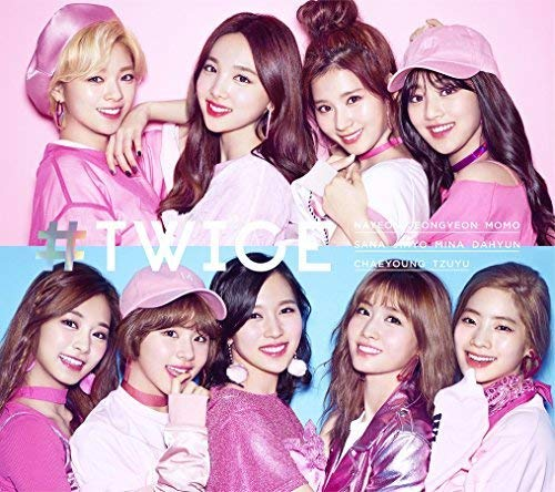 #TWICE [w/ DVD, Limited Edition / Type B] from Jap Import