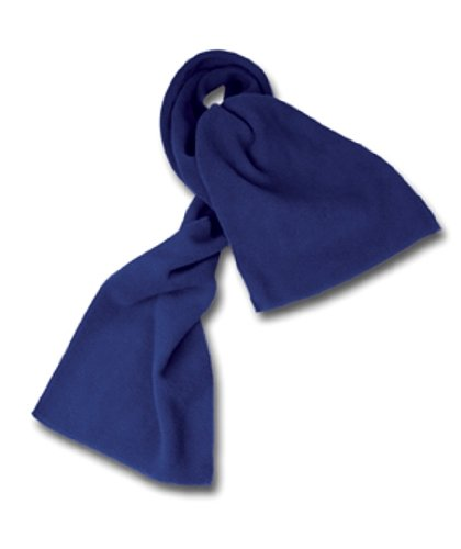 "Children's Fleece Scarves art no 7374 (One size 9"" wide x 54"" long, Navy) from In Class"