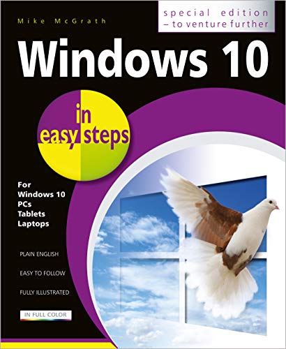 Windows 10 in easy steps - Special Edition, 3rd edition from In Easy Steps Limited