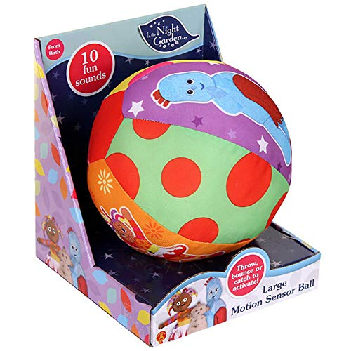 In the Night Garden Large Motion Sensor Ball from In the Night Garden