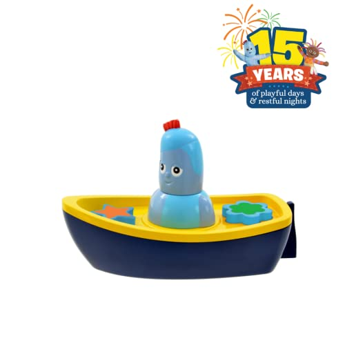 In the Night Garden Iggle Piggle's Lightshow Bath-Time Boat Toy from In the Night Garden