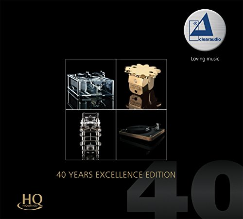 Clearaudio - 40 Years Excellence Edition [VINYL] from INAKUSTIK