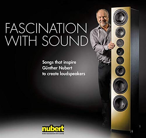 Gunther Nubert - Fascination With Sound (HQCD) from INAKUSTIK