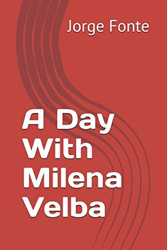 A Day With Milena Velba from Independently published