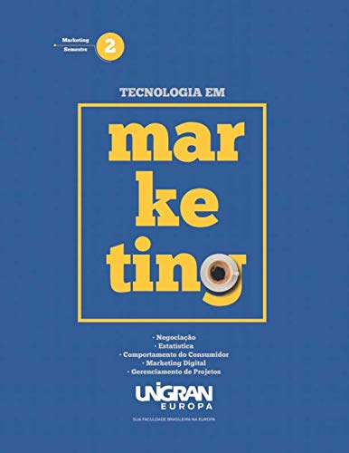 Marketing 2: Unigran Europa 2019 from Independently published