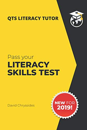 Pass your  Literacy Skills Test from Independently published