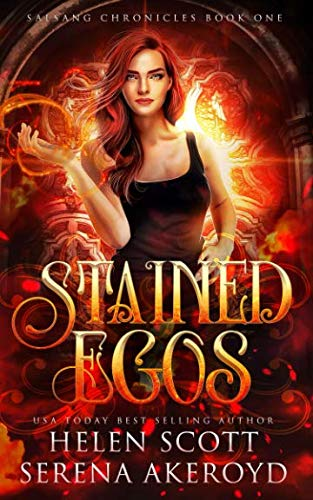 Stained Egos (Salsang Chronicles) from Independently published