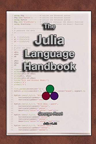 The Julia Language Handbook from Independently published