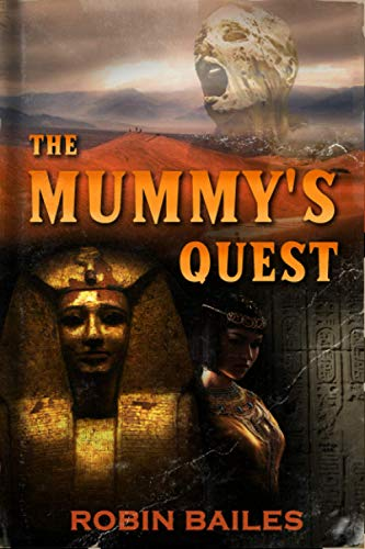 The Mummy's Quest from Independently published