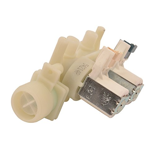 Ariston C00110333 Hotpoint Indesit Washing Machine Double Solenoid Fill Valve from Indesit