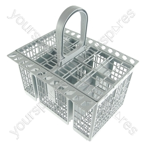 Hotpoint Cutlery Basket Grey from Indesit