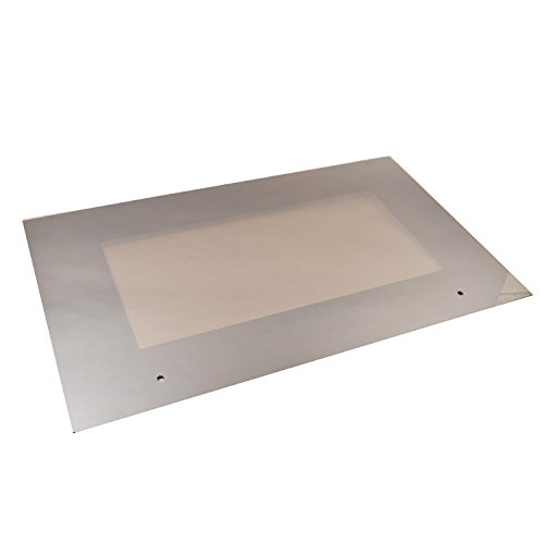 Indesit Main Oven Outer Door Glass. Genuine Part Number C00193157 from Indesit