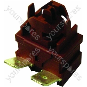 Indesit Push Switch S/Pole from Indesit