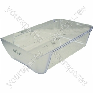 Meat Box Drawer (215x350x92) - Cristal from Indesit