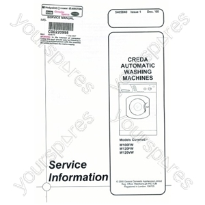 Service Manual from Indesit