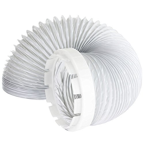 Vent Hose & Adaptor Kit For Indesit Tumble Dryer (2 Metres, 4'' Fitting) from Spares2go