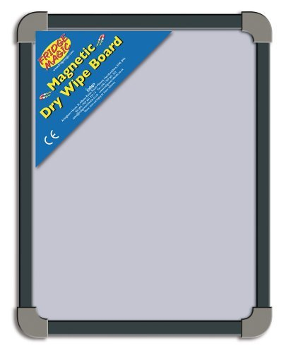 A4 Magnetic Wipe Clean Board to Complement National Literacy & Numeracy magnets (29.5 x 24.5 cm) from Indigo Worldwide Ltd