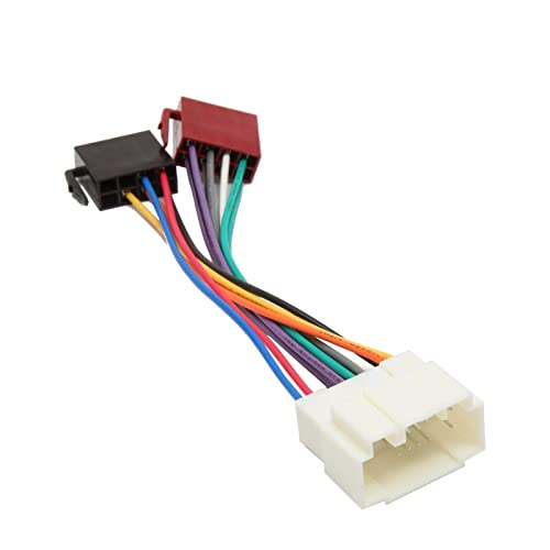 Inex Fits Honda Civic Car Stereo Radio ISO Wiring Harness Adaptor Loom HD-102 from Inex