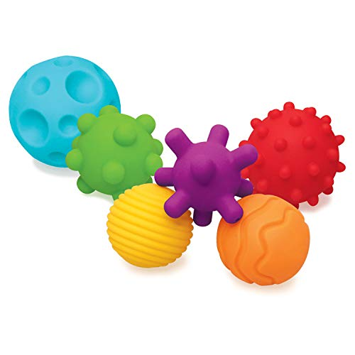 Infantino Sensory Textured Multi Ball Set from Infantino