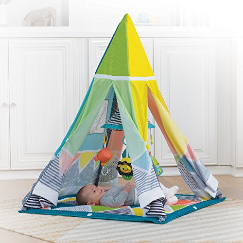 INFANTINO Grow with Me Playtime Teepee Gym from Infantino