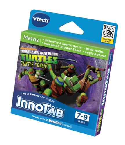 VTech InnoTab Software: Teenage Mutant Ninja Turtles - Turtle Power! from Innotab
