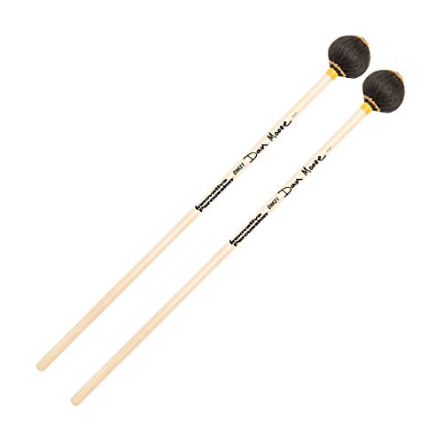 Innovative Percussion DM21 Dan Moore Series Vibraphone/Marimba Mallets - Medium from Innovative Percussion