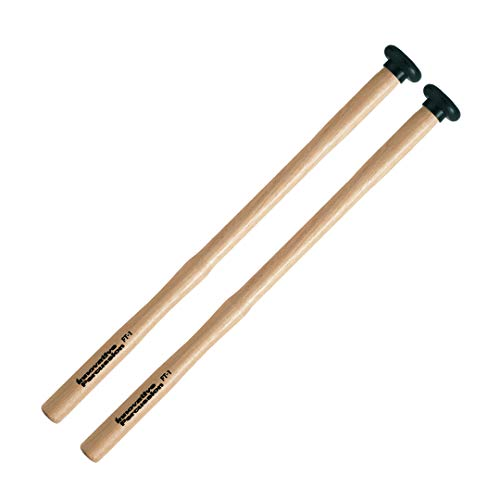 Innovative Percussion FT1 Marching Multi-Tom Mallets with Heartwood Hickory Shafts from Innovative Percussion