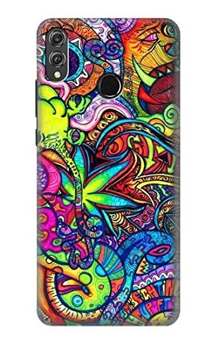 Colorful Art Pattern Case Cover For Huawei Honor 8X from Innovedesire