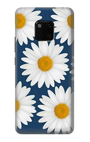 Daisy Blue Case Cover For Huawei Mate 20 Pro from Innovedesire