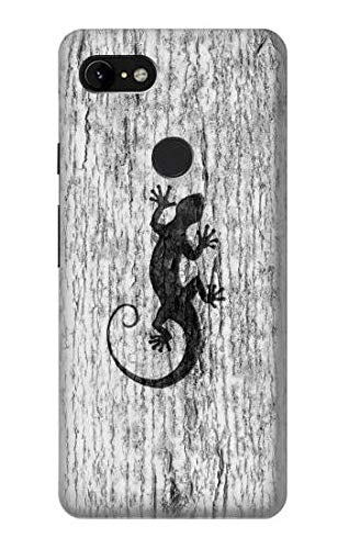 Gecko Wood Graphic Printed Case Cover For Google Pixel 3 XL from Innovedesire