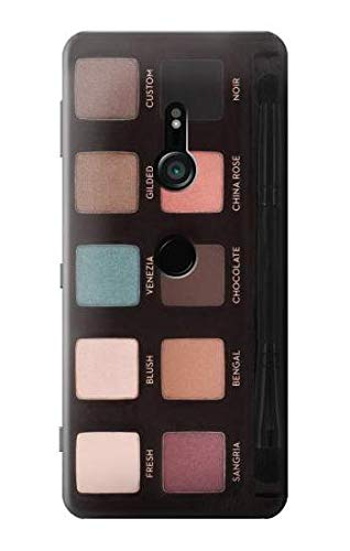 Lip Palette Case Cover For Sony Xperia XZ3 from Innovedesire