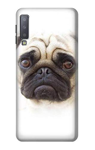 Pug Dog Case Cover For Samsung Galaxy A7 (2018) from Innovedesire