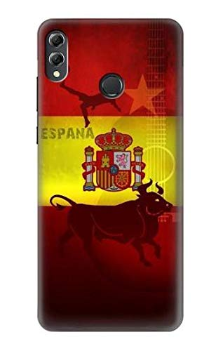 Spain Football Soccer Flag Case Cover For Huawei Honor 8X Max from Innovedesire
