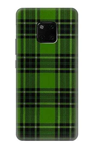 Tartan Green Pattern Case Cover For Huawei Mate 20 Pro from Innovedesire