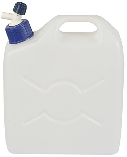 Inpress Plastics Outdoor Water Container available in Transparent - 9.5 Litres from Inpress Plastics