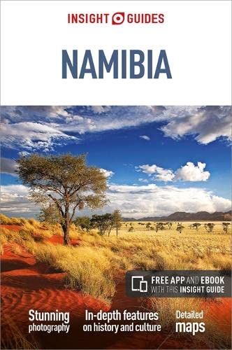 Insight Guides Namibia (Travel Guide with Free eBook) from Insight