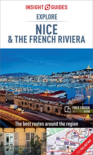 Insight Guides Explore Nice & French Riviera (Insight Explore Guides) from Insight