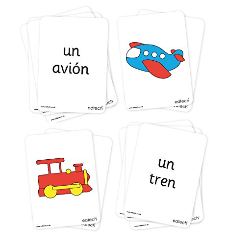"Inspirational Classrooms 3053307 ""Transport Snap Spanish Educational Toy from Inspirational Classrooms"