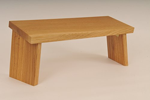 Simple yoga stool -seiza bench from Inspire Ministries