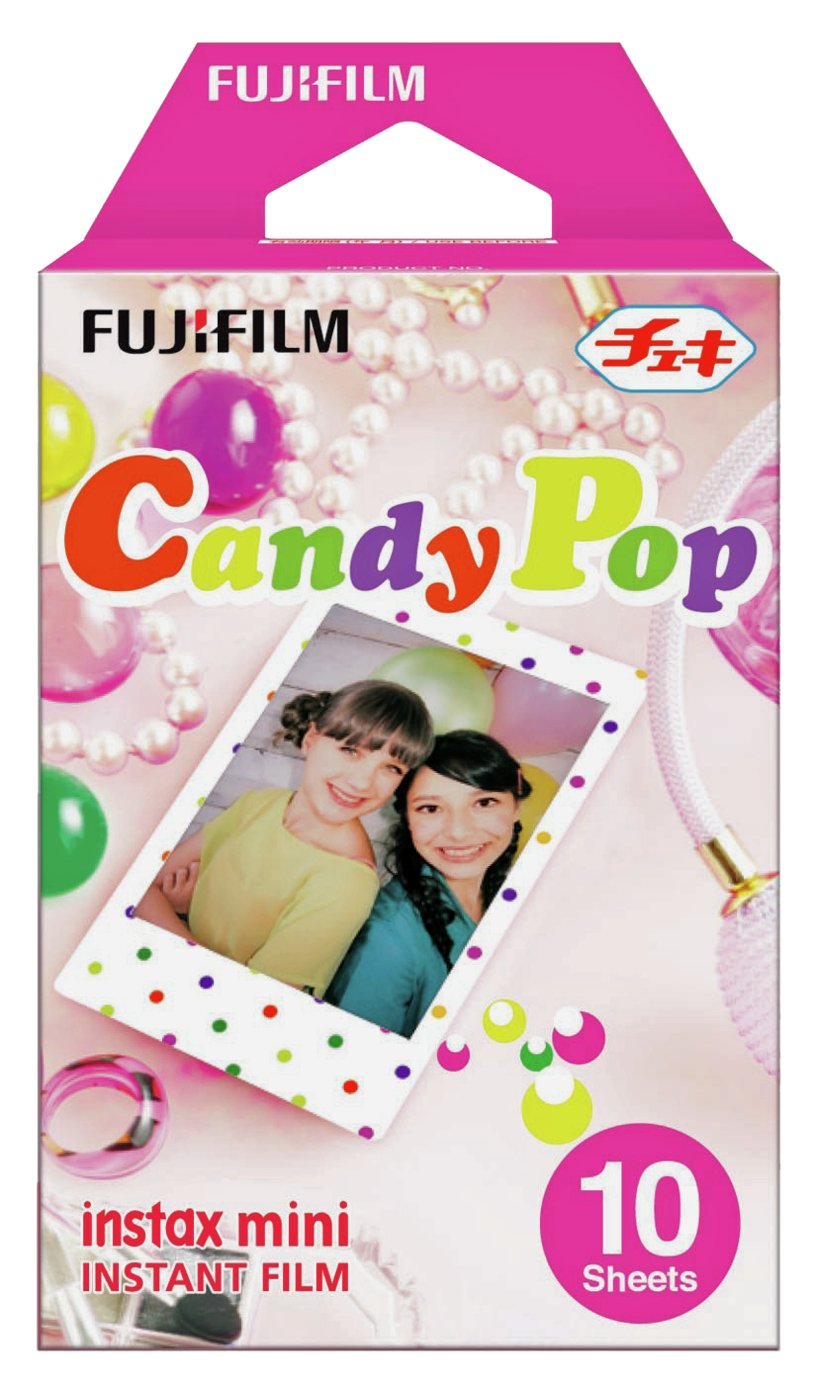 instax Candy Pop mini film 10 shot pack from Instax