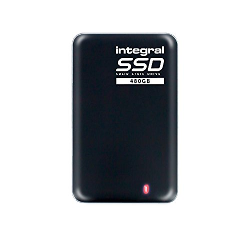 Integral 480 GB USB 3.0 Portable Solid State Drive from Integral