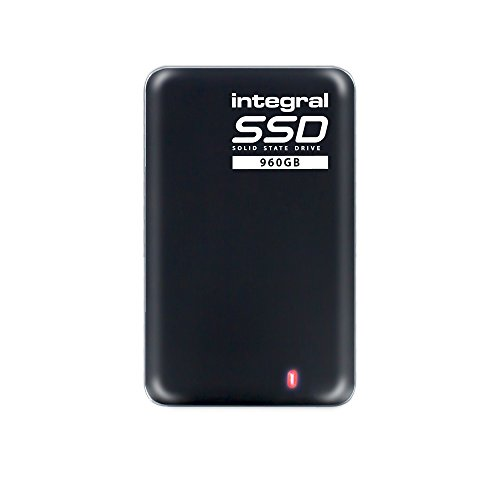 Integral 960 GB USB 3.0 Portable External Solid State Drive from Integral