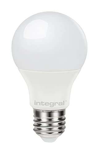 Integral LED 11w Classic Globe LED GLS light bulb (5000K, E27/ES screw, cool white/daylight, =75w) from Integral