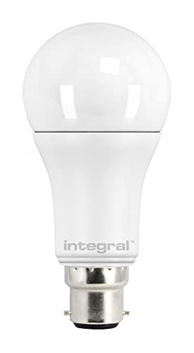Integral LED 12w Dimmable Classic Globe LED GLS (2700K, B22, BC, Bayonet) from Integral